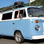 Blueboy VW T2 Tintop3 dagen all in vanaf €300,-